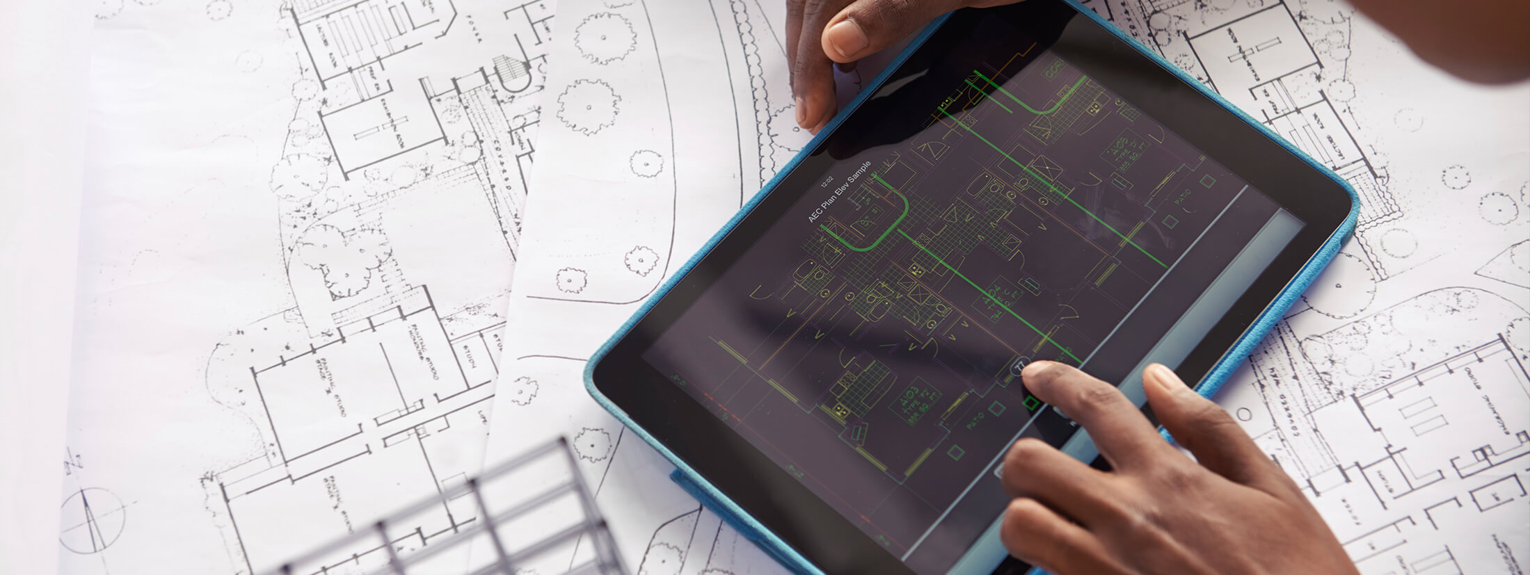 Technology is crucial to the architectural industry.