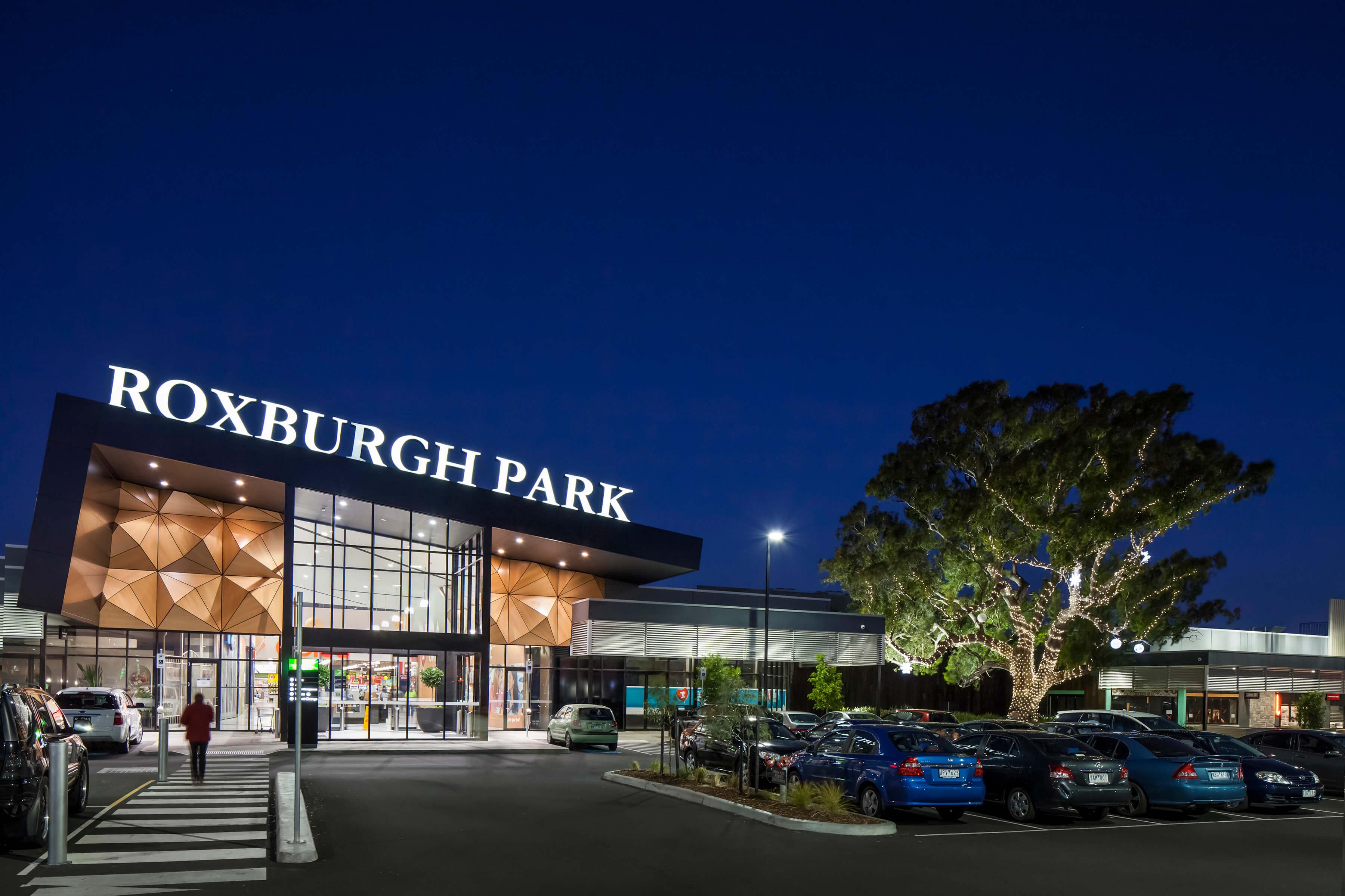 i2C Design and Management — Roxburgh Park Town Centre