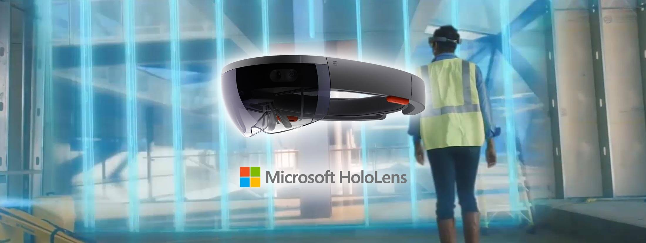 Two of Synergy's team members review their Microsoft HoloLens' experiences.