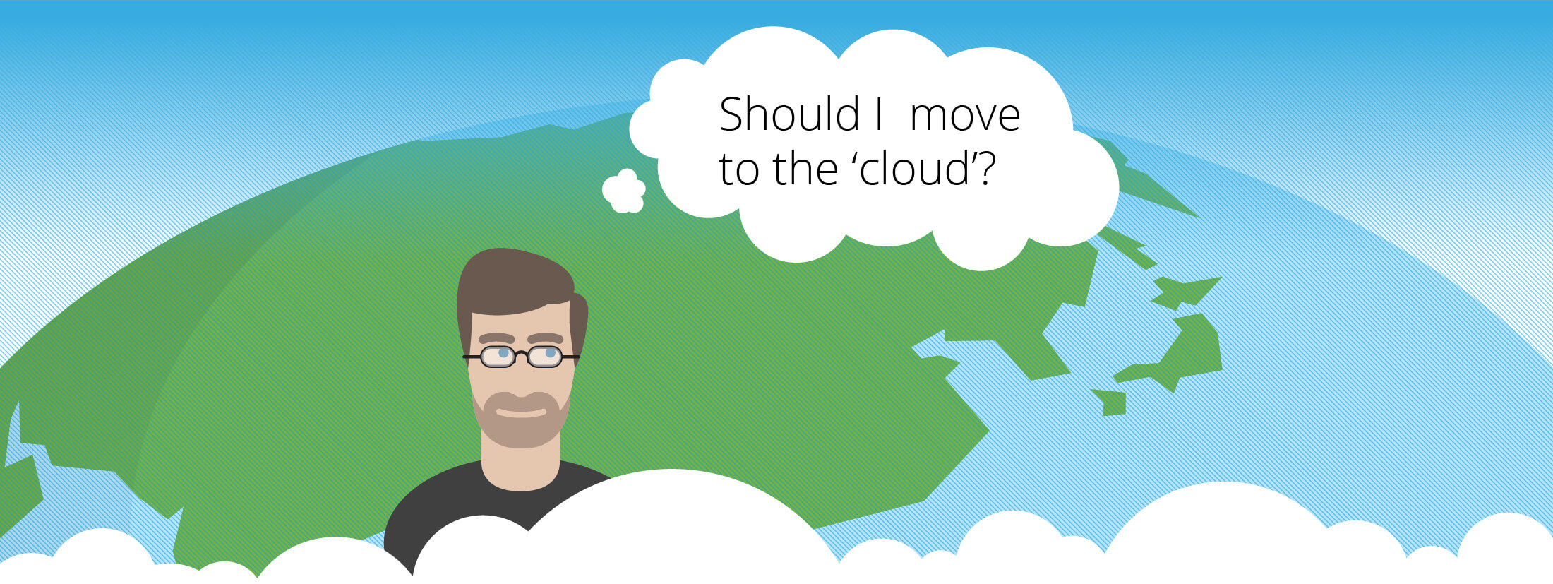 Misguided misgivings about the cloud for AEC businesses.