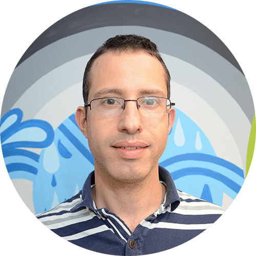 Amit Kubovsky — Group Development Manager for Total Synergy.