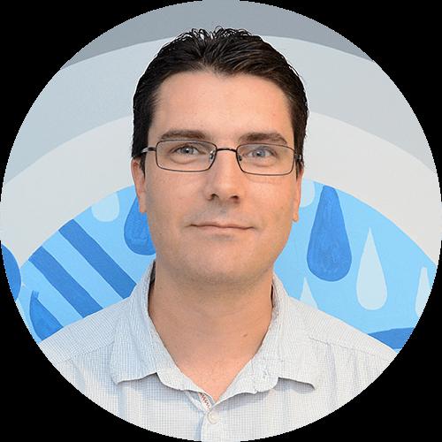 David Duncan — Senior Full Stack Developer for Total Synergy.