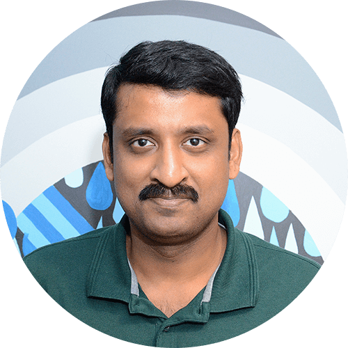Francis Palayur — Full Stack Developer for Total Synergy.